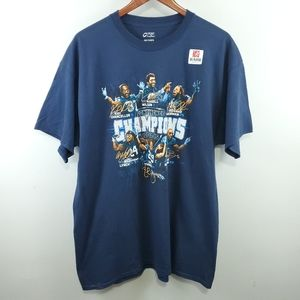 NWOT Port & Company Seahawks Conference Champs T
